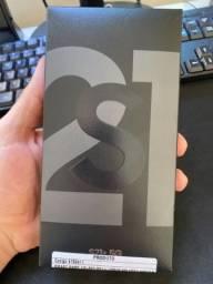 Samsung Galaxy S21 PLUS + 128gb - lacrado