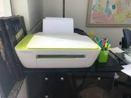 Vendo  impressora HP 2136 Multillaser