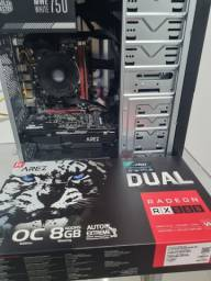 Placa de Video RX 580 8GB