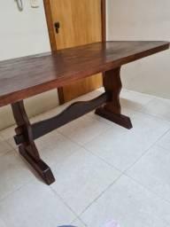 Mesa madeira.rustica
