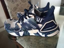 Título do anúncio: Adidas ultraboost 20 camuflado original