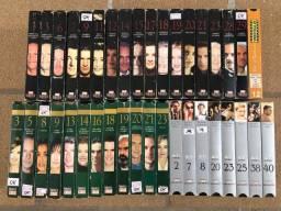 Lote 38 Filmes Fitas VHS Video