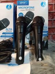 Título do anúncio: Kit microfone
