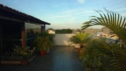 Cobertura com 3 dormitórios à venda, 200 m² por R$ 550.000,00 - Engenho Novo - Rio de Jane