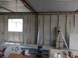 DryWall - Serviços em gesso acartonado : Paredes Divisórias Dry Wall e tetos