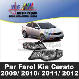 Título do anúncio: Farol cerato 2009