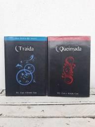 Combo de dois livros da série House of Night