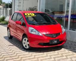 Honda Fit LXL 1.4 Flex Automático 2009 IMPECÁVEL!!!