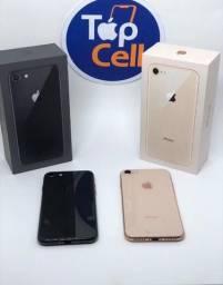 iPhone 8 64Gb Gold e Preto (Òtimo estado)