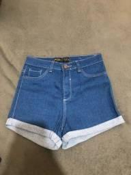 Título do anúncio: Shortinho da marca Blue Steel Jeans