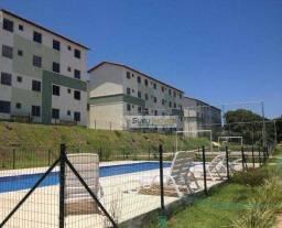 Apartamento com 2 dormitórios à venda, 46 m² por R$ 85.106,38 - Botafogo - Macaé/RJ