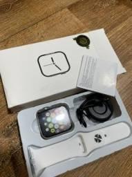 Smartwatch T900 (Faz e recebe chamadas)
