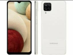 Samsung A12 novo na caixa  parcelo