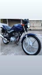 Moto CG Fan 125 ES - 2013