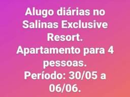 Diárias no Salinas Exclusive Resort