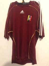 Camisa Venezuela tamanho GG
