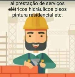 serviços de construção civil em geral