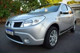 Renault Sandero *GNV* analiso proposta à vista/troca por moto