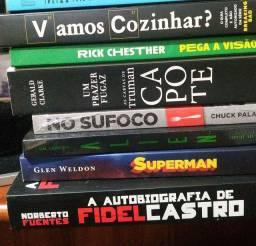Livros - 10 cada
