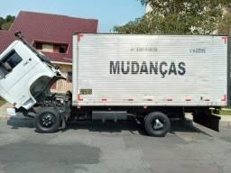 Vendese caminhão VWM ano88 .