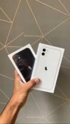 Iphone 11 64gb Preto Lacrado (Nota Fiscal)