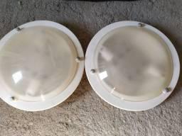 Luminárias usadas