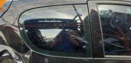 Título do anúncio: Vidro lateral traseiro direito peugeot 206 2008 2 portas