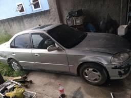 Civic 96 ate 2000 lx ex 1.6