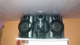 Vendo treis caixa de som bem conservada