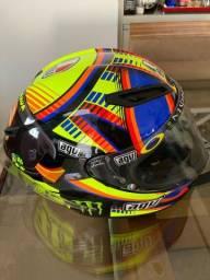 Capacete Agv Corsa Winter Test Valentino Rossi