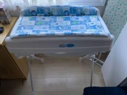 Banheira de criança bebê Burigotto pouco uso