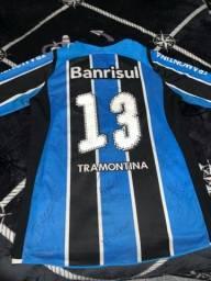 Título do anúncio: Camisa do Grêmio 2009 Autografada