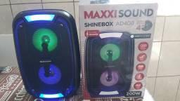 Título do anúncio: Caixa Amplificada Maxxi Sound