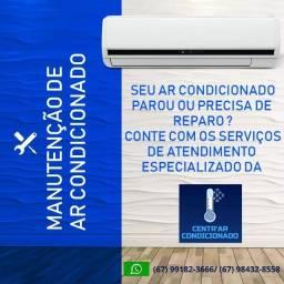 Serviços e Assistência Técnica em Ar Condicionado