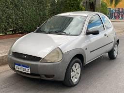 Título do anúncio: Ford ka 1.0 zetec ano 2007 (financio)