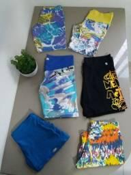 Kit Shorts (6 peças)
