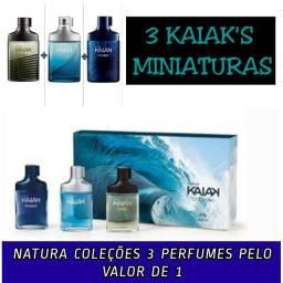 3 kaiaks - coleção-
