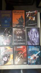 DVDs Trash Metal e Guitarristas