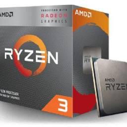 Processador Gamer Amd Ryzen 3 3200g De 4 Núcleos E 3.6ghz