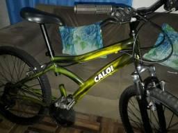 Bicicleta Caloi aro 24v