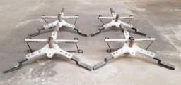 Título do anúncio: Jogo de 4 Garras Rápidas para máquinas de alinhamento veicular