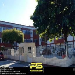 Apartamento com 1 dormitório para alugar, 20 m² por R$ 1.300,00/mês - Tambaú - João Pessoa