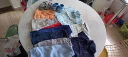 Lote roupas infantil idade de 2 anos