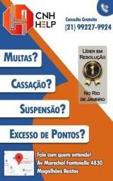 HABILITAÇÃO CASSADA, SUSPENSÃO, LEI SECA , PROVISÓRIA OU MULTAS ( CNH HELP! )