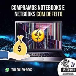 Compr Seu Notebook com Defeito !