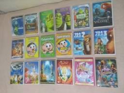 Vendo DVD's de Desenhos Infantis Originais - Apenas 5,00 cada Filme