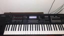 teclado sintetizador moxf6