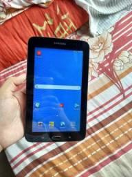 Samsung Tab 3 só ele,pega chip facilito no DB do nova cidade somente