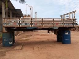 Carroceria madeira 4,10 mt