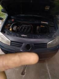 Pecas megane 1.6 16v sem motor!